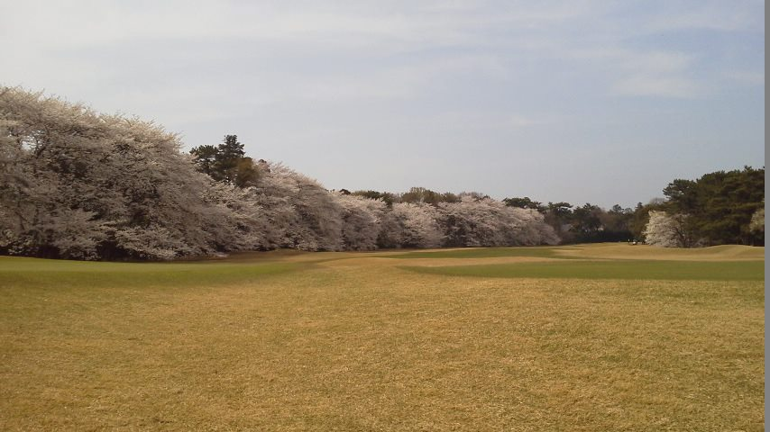 Overview of golf course named Takanodai Country Club