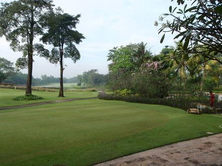 Riverside Golf Club Cover