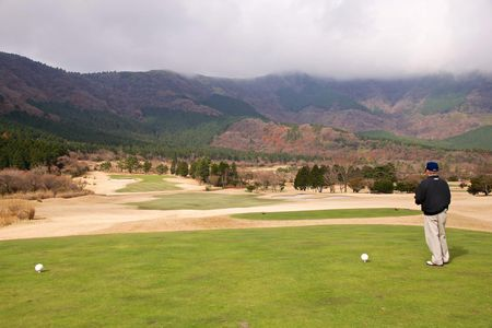 Overview of golf course named Hakone Country Club