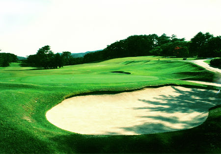 Naruo golf club cover picture