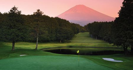Overview of golf course named Gotemba Course at Taiheiyo Club