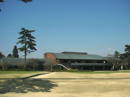 Ryugasaki country club cover picture
