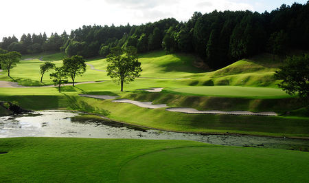 Overview of golf course named Narita Golf Club