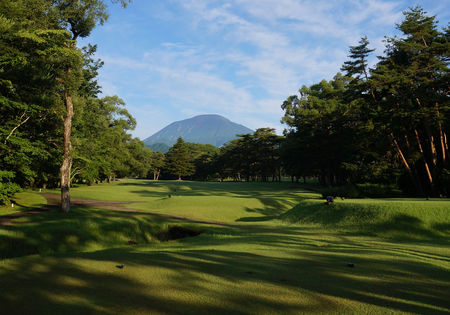 Overview of golf course named Nikko Country Club