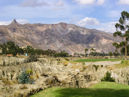 La Paz Golf Club Cover Picture