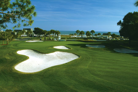 Overview of golf course named The Dunes Golf and Beach Club