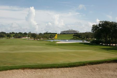 Overview of golf course named Jupiter Hills Club - The Hills