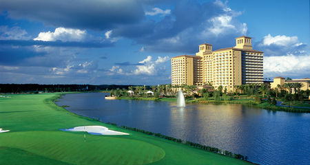 Overview of golf course named Grande Lakes Orlando at The Ritz-Carlton