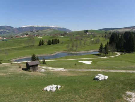 Overview of golf course named Circolo Golf Asiago