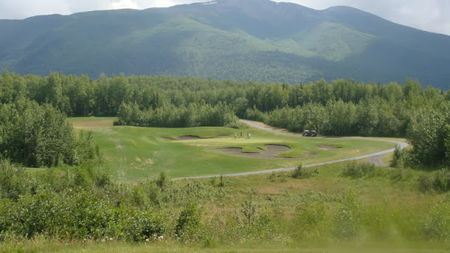 Overview of golf course named Creek at Moose Run Golf Course