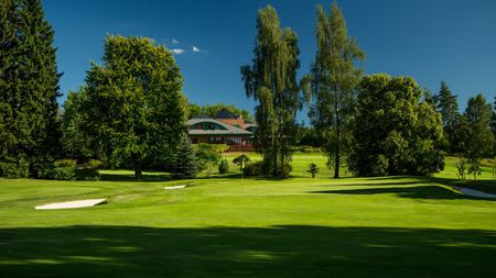 Overview of golf course named Golf Resort Karlovy Vary