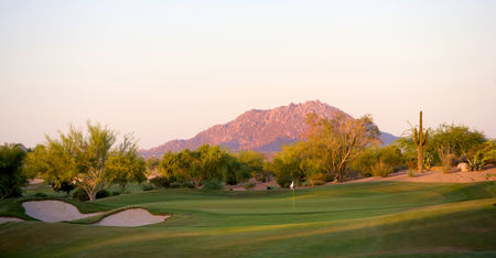 Overview of golf course named Whisper Rock Golf Club - Upper