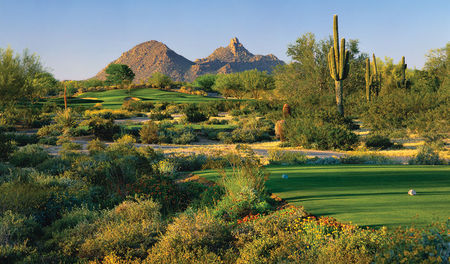 Grayhawk golf club cover picture