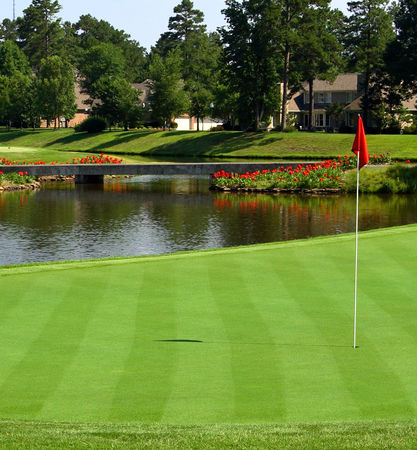 Chenal country club cover picture