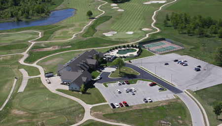 Overview of golf course named Big Creek Golf and Country Club