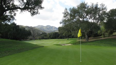 Overview of golf course named Sherwood Country Club