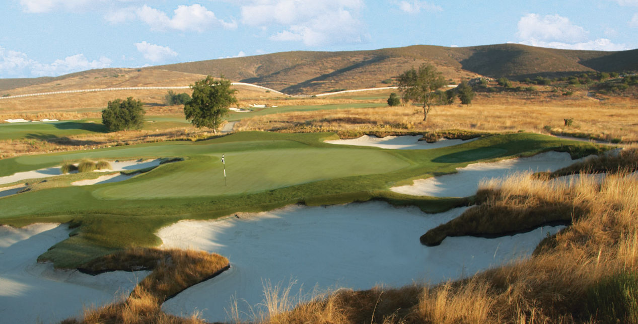 Barona creek golf club cover picture