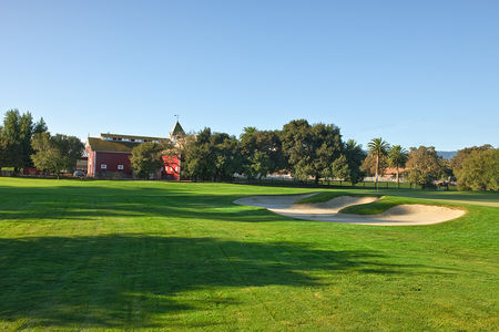 Overview of golf course named Stanford University Golf Course