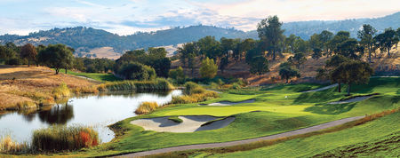 Saddle Creek Golf Club Cover