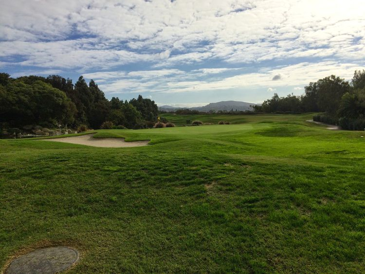 Aviara golf club cover picture