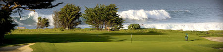 Overview of golf course named Pacific Grove Golf Links