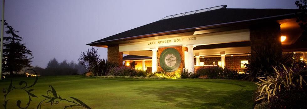 Lake merced golf club cover picture