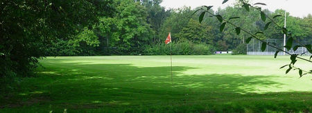 Overview of golf course named Golfbaan Sloten