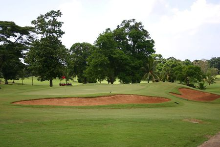 Overview of golf course named Sandals Golf and Country Club