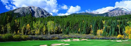 The Raven Golf Club at Three Peaks Cover Picture