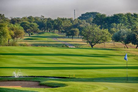 Overview of golf course named Rustenburg Golf Club