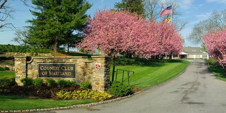 Country Club of Maryland Cover