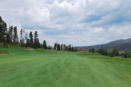Breckenridge golf club cover picture