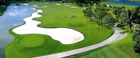 Overview of golf course named The Royal Gems Golf and Sports Club