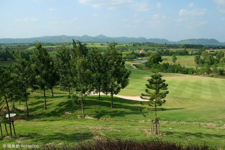 Overview of golf course named Toscana Valley Country Club