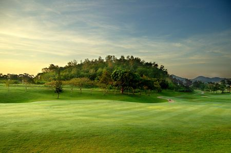 Burapha Golf Club Cover Picture