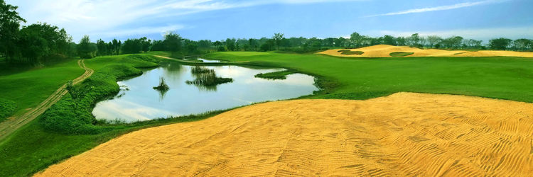 Bangsai country club cover picture