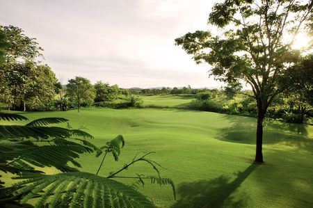 Overview of golf course named Kirimaya Golf Club (The Country Club Khao-Yai)