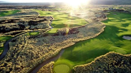 Nanea Golf Club Cover Picture