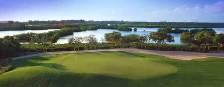 Overview of golf course named Coral Creek Club