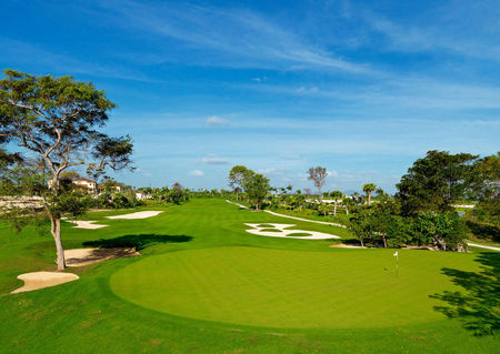 Overview of golf course named Iberostar Bavaro Golf Club