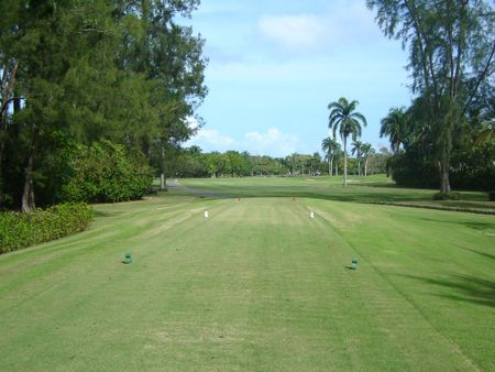Overview of golf course named Golf Club Playa Dorada