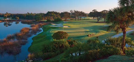 Emerald Dunes Golf Club Cover Picture