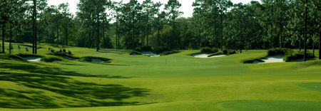 Overview of golf course named Victoria Hills Golf Club