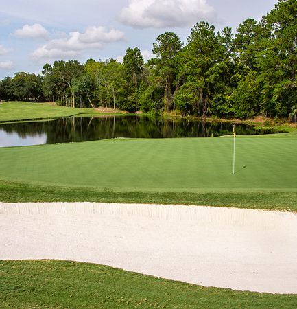 Overview of golf course named Golden Ocala Golf and Equestrian Club
