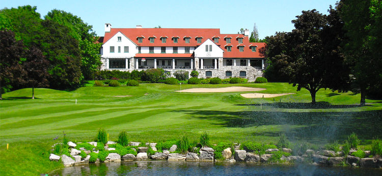Beaconsfield golf club cover picture