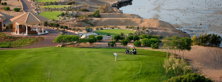 Overview of golf course named The Cascades Golf Resort, Spa & Thalasso