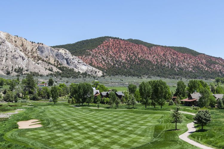 Aspen glen club cover picture