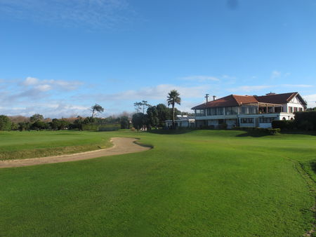 Overview of golf course named Clube de Golf de Miramar