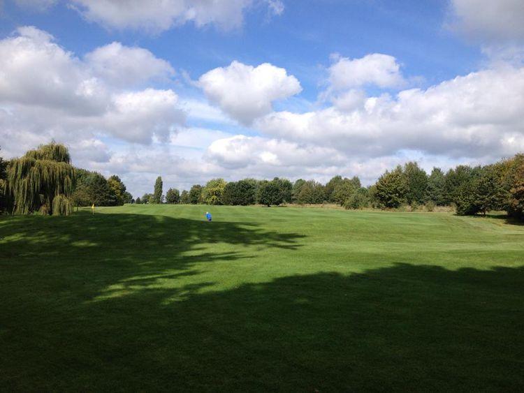 Golf club de louvain la neuve cover picture