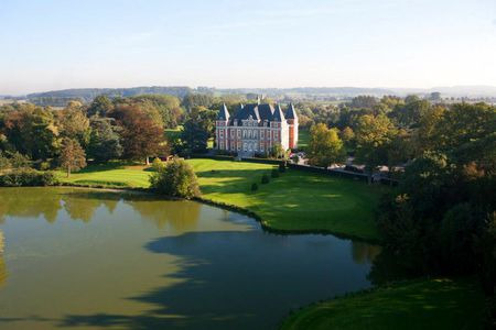 Overview of golf course named Golf and Country Club Oudenaarde